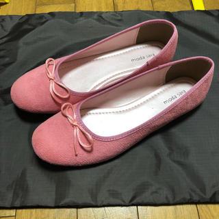 25cm パンプス ピンク  moda sara(ハイヒール/パンプス)