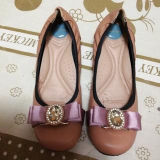 姫系3Lペタンコ靴(その他)