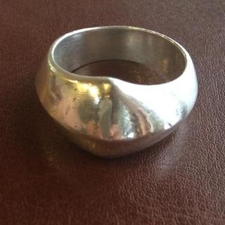 ロンワンズ(LONE ONES)のレナードカムホート風リング シルクリング(リング(指輪))