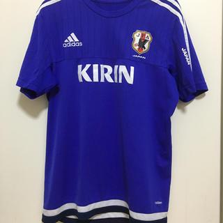 アディダス(adidas)のサッカー日本代表トレーニングウェア(ウェア)