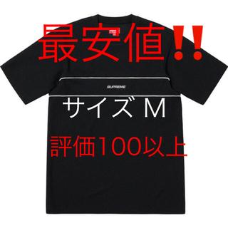 シュプリーム(Supreme)のsupreme piping practice black medium(Tシャツ/カットソー(半袖/袖なし))