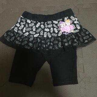 アンパンマン(アンパンマン)のドキンちゃん スカート一体型レギンス (スカート)