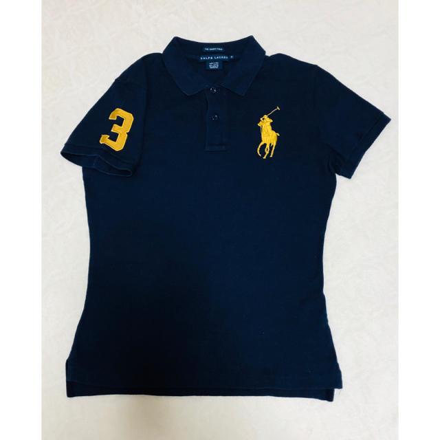Ralph Lauren(ラルフローレン)のラルフローレン ポロ シャツ Tシャツ M 38 レディースのトップス(ポロシャツ)の商品写真