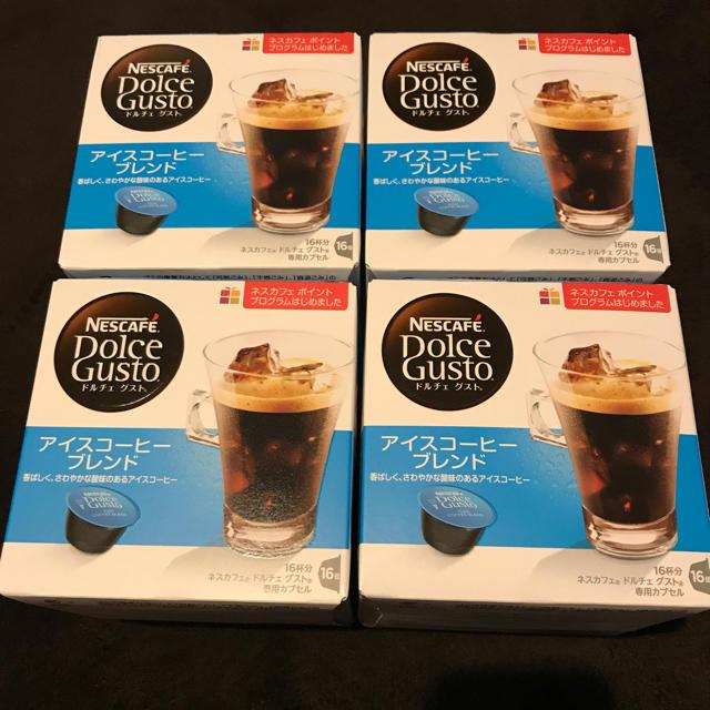 Nestle(ネスレ)のネスカフェドルチェグストカプセル 食品/飲料/酒の飲料(コーヒー)の商品写真