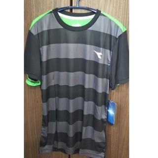 DIADORA - 新品 DIADORA  ディアドラ  メンズゲームシャツ L