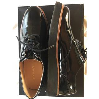 アダムエロぺ(Adam et Rope')の厚底レースアップシューズ アダムエロペ (ローファー/革靴)