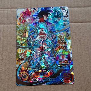 ドラゴンボール(ドラゴンボール)の美品 孫悟空(シングルカード)