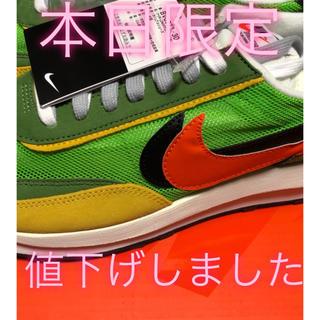 NIKE - Nike sacai LDWAFFLE 30センチ