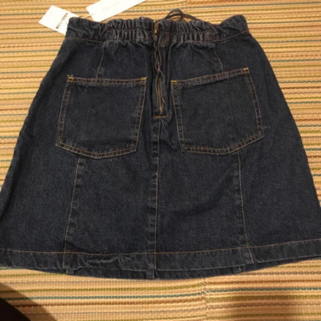 INGNI(イング)のイング デニムミニスカート レディースのスカート(ミニスカート)の商品写真