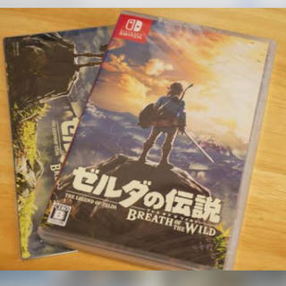 Nintendo Switch - 任天堂Switch ゼルダの伝説 ブレスオブザワイルド