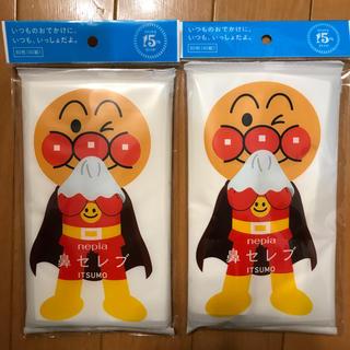 アンパンマン(アンパンマン)の鼻セレブ(日用品/生活雑貨)