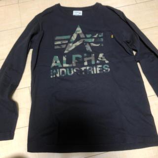 アルファ(alpha)のalpha ロンt(Tシャツ/カットソー(七分/長袖))