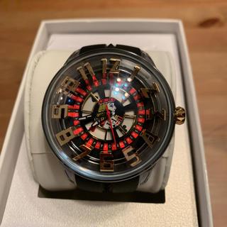 Tendence - 【美品】テンデンス キングドーム 腕時計 ルーレット