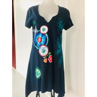 DESIGUAL - ロングTシャツ