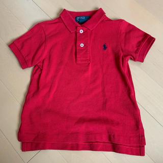 ラルフローレン(Ralph Lauren)のラルフローレン80ポロシャツ赤(シャツ/カットソー)