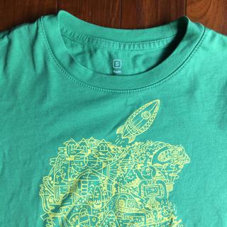 アップル(Apple)の非売品 アップルTシャツ 130(Tシャツ/カットソー)