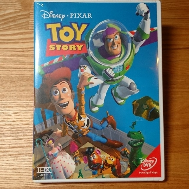 Disney(ディズニー)のトイストーリーDVD 未開封 エンタメ/ホビーのDVD/ブルーレイ(キッズ/ファミリー)の商品写真