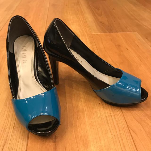 INDIVI(インディヴィ)のINDIVIハイヒール レディースの靴/シューズ(ハイヒール/パンプス)の商品写真
