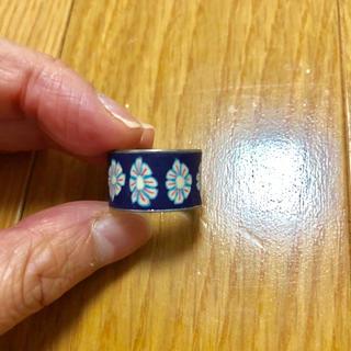 沖縄 レトロ リング 指輪 ビンテージ ヴィンテージ(リング(指輪))
