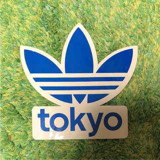 アディダス(adidas)の【adidas original】ステッカー(しおり/ステッカー)