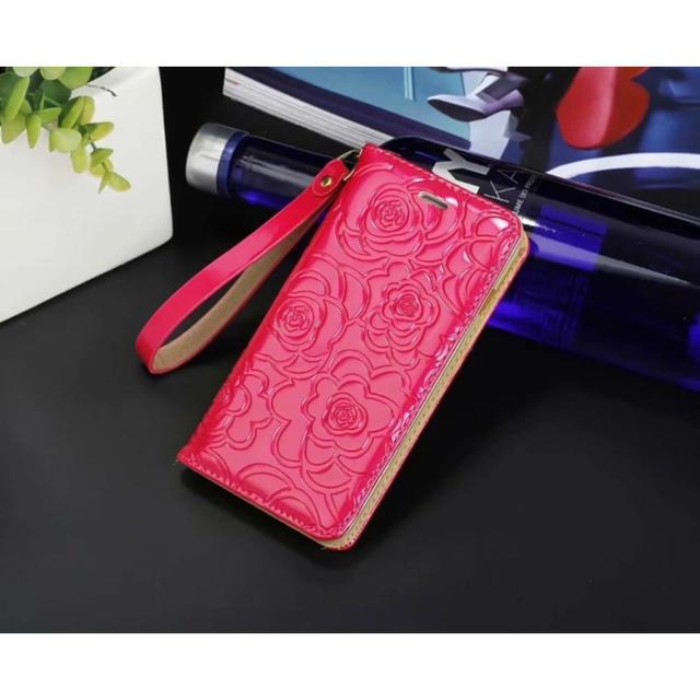 iphone 7 ケース エレコム | iPhone XR スマホカバー スマホケース 花柄 エンボス 手帳型の通販 by D shop|ラクマ