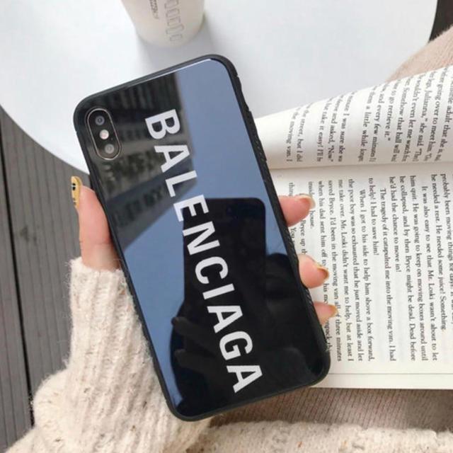 Balenciaga - iPhoneケース iPhoneカバー スマホケース スマホカバーの通販 by D shop|バレンシアガならラクマ