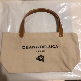 DEAN & DELUCA - 新品 ディーンアンドデルーカ ハワイ 限定品 ハイビスカス ホワイト