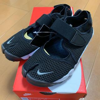 ナイキ(NIKE)の24.0cm NIKE AIR RIFT BR WMNS 2019 black(スニーカー)