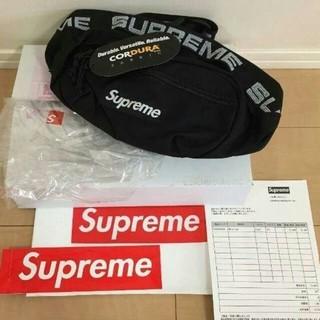 Supreme - supreme waist bag 18ss ウエストバッグ