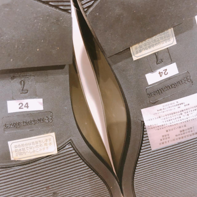 ROSE BUD(ローズバッド)の【新品】Naturalizer サイドゴア/レインブーツ レディースの靴/シューズ(レインブーツ/長靴)の商品写真