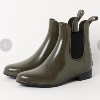 ユナイテッドアローズ(UNITED ARROWS)の【新品】Naturalizer サイドゴア/レインブーツ(レインブーツ/長靴)