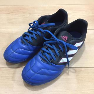 アディダス(adidas)のサッカー トレーニングシューズ 22.5cm(シューズ)