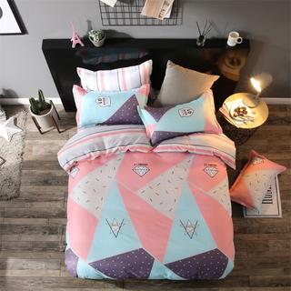 寝具カバー 4点セット 素晴らしい デザイン 柔らか優しい肌触り 爽やか A2