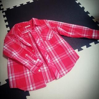 ジーユー(GU)のネルシャツ【GU】(ブラウス)