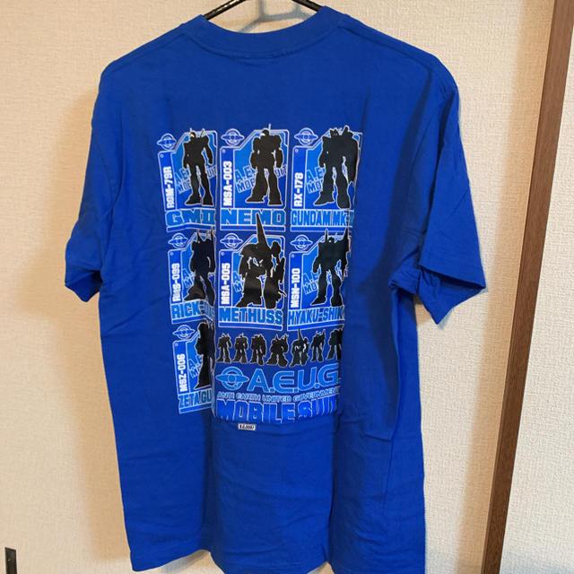 BANDAI(バンダイ)のΖガンダム モビルスーツTシャツ メンズのトップス(Tシャツ/カットソー(半袖/袖なし))の商品写真