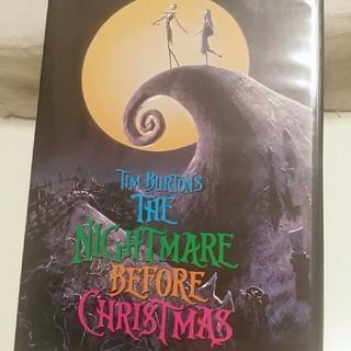 ディズニー(Disney)のナイトメアビフォアクリスマス dvd(アニメ)