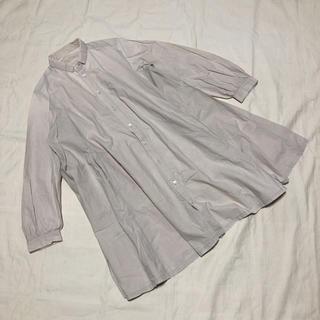 nest Robe - ネストローブ シャツワンピース F 美品