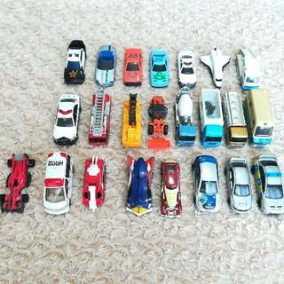 トミー(TOMMY)の☆23台セット☆◆トミカ16台+ミニカー7台◆(ミニカー)