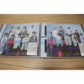 ヘイセイジャンプ(Hey! Say! JUMP)のOVER THE TOP 初回限定盤1,2(男性アイドル)