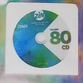 Zumba - ZUMBA 最新版 ZIN80 CD匿名発送