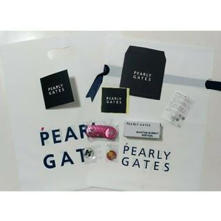 パーリーゲイツ(PEARLY GATES)の新品 30周年記念限定 グリーンフォーク ピンク(その他)