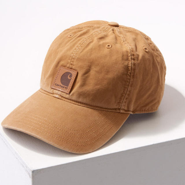 carhartt(カーハート)の【SALE】 CARHARTT[カーハート] ビンテージ加工CAP メンズの帽子(キャップ)の商品写真