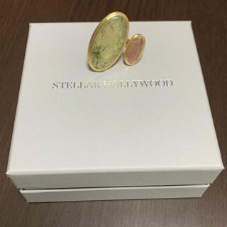 ステラハリウッド(STELLAR HOLLYWOOD)のステラハリウッド stellar hollywood 天然石リング(リング(指輪))