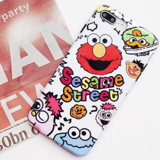 セサミストリート(SESAME STREET)のiPhoneケース☆セサミストリート(iPhoneケース)