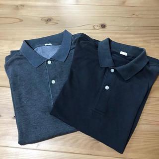 ジーユー(GU)のGU ポロシャツ 二枚セット(ポロシャツ)