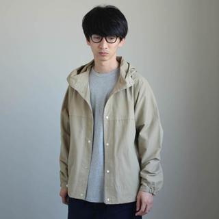 YAECA - yaeca フードシャツ L