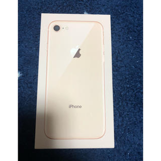 iPhone - 新品 iPhone8 64GB ゴールド simフリー
