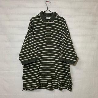 コロンビア(Columbia)のColumbia コロンビア ポロシャツ オーバーサイズ  ビッグシルエット(Tシャツ/カットソー(半袖/袖なし))