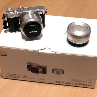 Nikon - Nikon j5 ダブルレンズキット