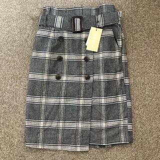 しまむら - しまむら 台形スカート L